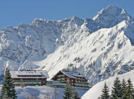 Haller's Genuss & Spa Hotel, Hotel in Mittelberg
