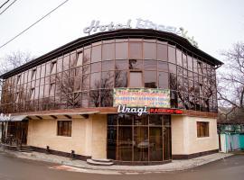 Uragi Hotel, отель в Пятигорске