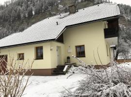 Haus Bayliss, Ferienhaus in Zederhaus