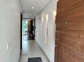 Leisurebay Goa, apartment in Calangute