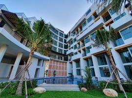 Viesnīca Atom Phuket Hotel pilsētā Naijanga pludmale