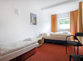 Baltic Hotel Lübeck, отель в Любеке