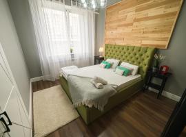 2х комн ЖК Гагарин Парк (10000), hotel in Almaty