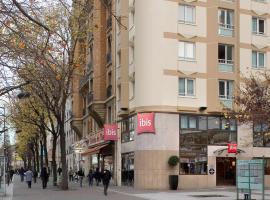 ibis Paris Avenue d'Italie 13ème, hotel in 13th arr., Paris