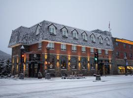 Mount Royal Hotel, hotel in Banff