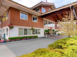 Econo Lodge Inn & Suites - North Vancouver, hotel in North Vancouver