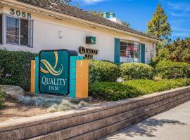 Quality Inn Santa Barbara, hotel in Santa Barbara