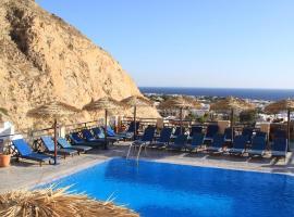 Aegean View Hotel, hotel a Kamari