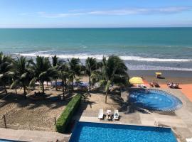 Playa Azul Tonsupa, apartamento em Tonsupa