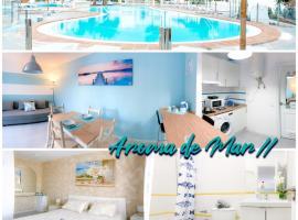 Puerta del Sol - Aroma de Mar II - door 270, hotel with pools in Caleta De Fuste