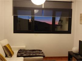 Sierra Nevada piso radiante wifi y parking gratuito, hotel en Sierra Nevada