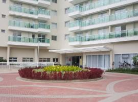 ACONCHEGANTE APTO no Riocentro, hotel with jacuzzis in Rio de Janeiro