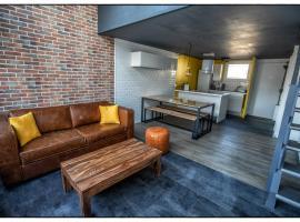 Le Florence - Duplex moderne avec garage, hôtel à Lyon