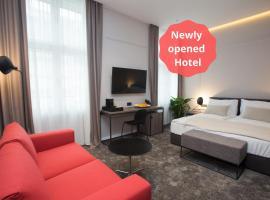 MANDA Heritage Hotel, hotel in Zagreb
