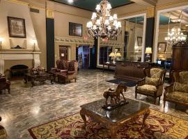 Grant Hall Hotel, hotel em Moose Jaw