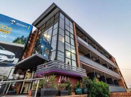 Kingsford Riverside Inn, guest house in Brisbane
