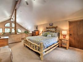 Cozy Home w/Grill - 2 Mi. to Ouray Ice Park!, pet-friendly hotel in Ouray
