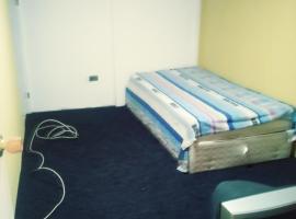 Alojamiento shantal, habitación en casa particular en Santiago