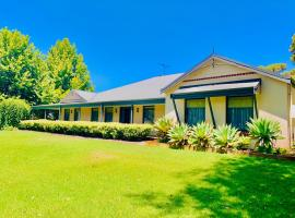 Willow Lodge, hotel near Busselton Regional Airport - BQB,