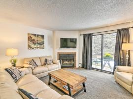 Anchorage Apartment with Patio - Near the Knik Arm!, vacation rental in Anchorage