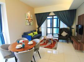 Luxury Suite Bukit Bintang, serviced apartment in Kuala Lumpur