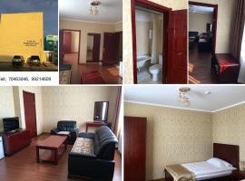 Zavkhan Hotel, hotel a Uliastay