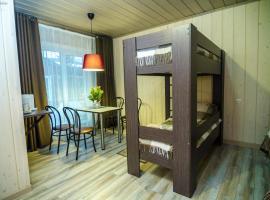 Гостевой дом на Кирова, отель в Великом Устюге