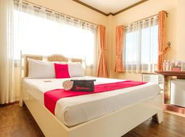 RedDoorz Plus @ Seaborne Hotel Subic Zambales, hotel in Subic