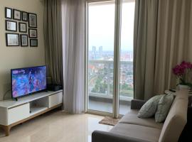 Menteng Park 19th, apartment in Jakarta