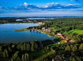 Hotel Ognisty Ptak – hotel w pobliżu miejsca Wilczy Szaniec w Węgorzewie