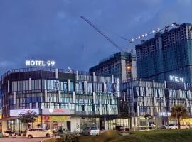 Hotel 99 Sepang KLIA & KLIA2, hotel in Sepang