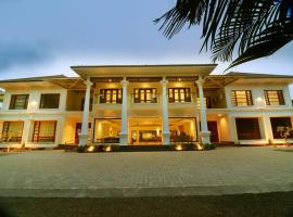 Zodiac Heritage, accessible hotel in Kottayam