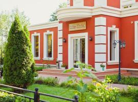 Lite Hotel Волгоград, отель в Волгограде