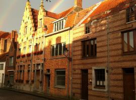 B&B Emma, budget hotel in Bruges