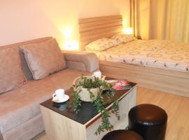 Orbi Palace - Orbi Deluxe, отель в Бакуриани