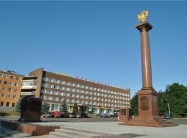 Гостиница Юбилейная, отель в Великих Луках