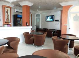 Hotel Africa, отель в городе Браззавиль