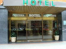 Hotel Estadio, hotel cerca de Azkuna Zentroa, Bilbao