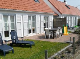 Huisjes aan zee, vakantiehuis in De Haan