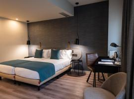 Atenea Rekord Suites, hôtel à Barcelone (Sarrià-Sant Gervasi)