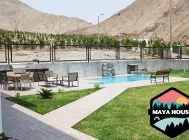 MAYA HOUSE, pet-friendly hotel in Cieneguilla