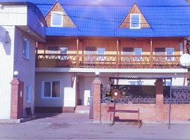 Alaniya, hotel in Listvyanka