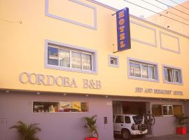 Córdoba B&B Bed and Breakfast Hotel, hotel en Córdoba