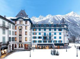 Grand Hôtel des Alpes, hotel near TK de Samaran, Chamonix
