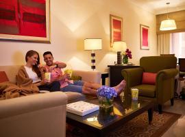 Dzīvoklis Mercure Hotel Apartments Dubai Barsha Heights Dubaijā