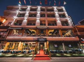 Continental Hotel, hotel u Ulcinju