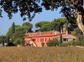 Le gîte des cinq cépages, villa in Fréjus