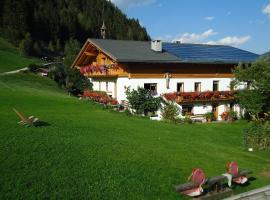Oberschoellberghof, farm stay in Lutago