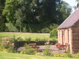 Harleyburn Cottages - Stables and Saddlery, hotel in Melrose