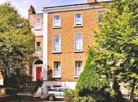 Waterloo Lodge, B&B in Dublin